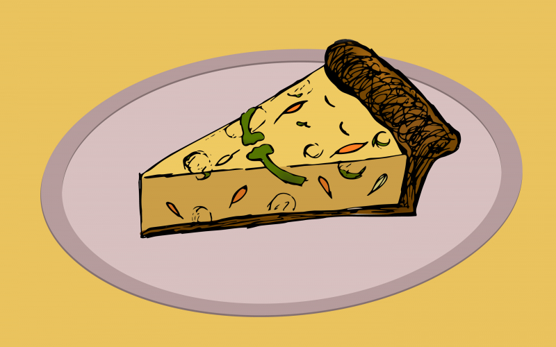 Comfort Quiche (© Maxene Willems | dwars)