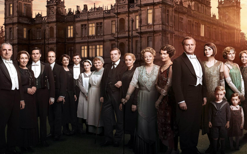 Cast Downton Abbey