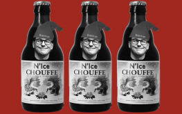 bierman: n'Ice Chouffe